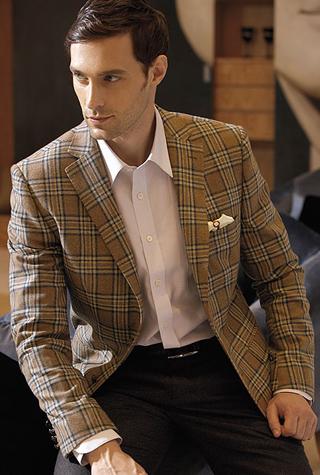 Herringbone Jacket